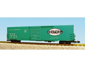 60 ft. Boxcars