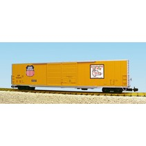 60 ft. Boxcar Union Pacific Double Door