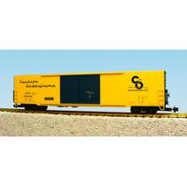 60 ft. Boxcar C&O Double Door