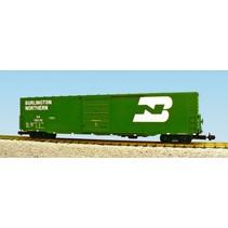 60 ft. Boxcar Burlington Northern Single Door