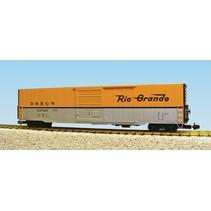 60 ft. Boxcar Rio Grande Single Door