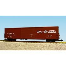60 ft. Boxcar Rio Grande Double Door