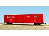 USA TRAINS 60 ft. Boxcar Burlington Route Single Door