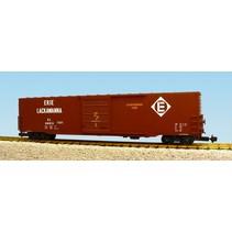 60 ft. Boxcar Erie Lackawanna Single Door
