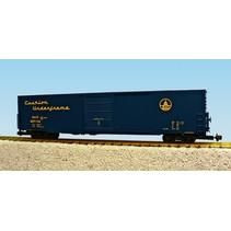 60 ft. Boxcar B&O Single Door