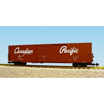 60 ft. Boxcar Canadian Pacific Single Door