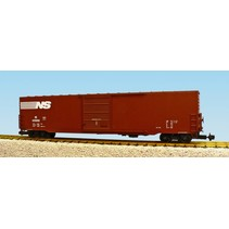 60 ft. Boxcar Norfolk Southern Single Door