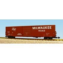 60 ft. Boxcar Milwaukee Road Single Door