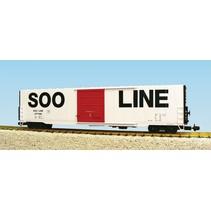 60 ft. Boxcar Soo Line Single Door