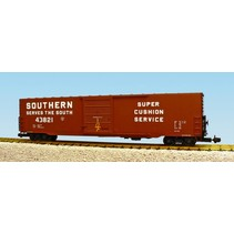 60 ft. Boxcar Southern Single Door