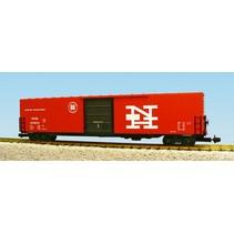 60 ft. Boxcar New Haven Single Door