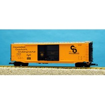 50 ft. Boxcar Chessie