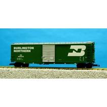 50 ft. Boxcar Burlington Northern