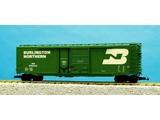 USA TRAINS 50 ft. Boxcar Burlington Northern