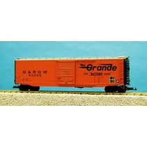 50 ft. Boxcar Rio Grande