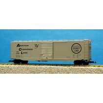 50 ft. Boxcar Atlantic Coast Line