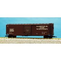 50 ft. Boxcar Norfolk & Western