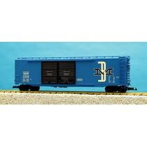 50 ft. Boxcar Boston & Maine