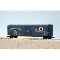 50 ft. Boxcar Northern Pacific