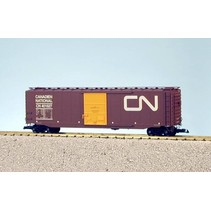50 ft. Boxcar Canadian National