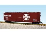 USA TRAINS 50 ft. Boxcar Santa Fe