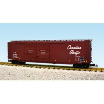 50 ft. Boxcar Canadian Pacific