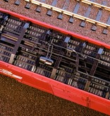 USA TRAINS 40 ft. Boxcar Santa Fe