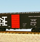 USA TRAINS 40 ft. Boxcar New Haven