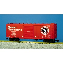 40 ft. Boxcar Great Northern
