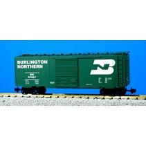 40 ft. Boxcar Burlington Northern