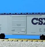 USA TRAINS 40 ft. Boxcar CSX