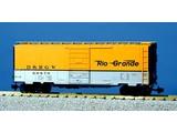 USA TRAINS 40 ft. Boxcar Rio Grande