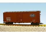USA TRAINS 40 ft. Boxcar NYC