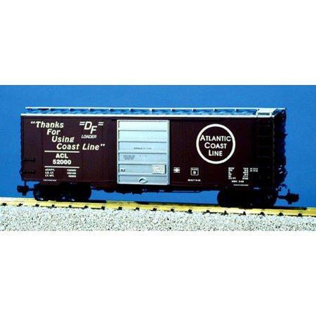 USA TRAINS 40 ft. Boxcar Atlantic Coast Line
