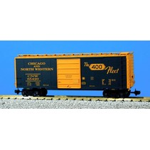 40 ft. Boxcar C&NW