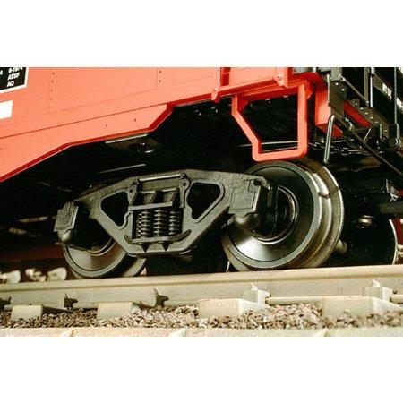 USA TRAINS 40 ft. Boxcar Burlington Route