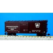 40 ft. Boxcar Pennsylvania