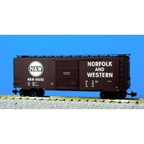 40 ft. Boxcar Norfolk & Western