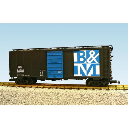 USA TRAINS 40 ft. Boxcar Boston & Maine