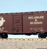 USA TRAINS 40 ft. Boxcar Delaware & Hudson
