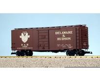 40 ft. Boxcar Delaware & Hudson