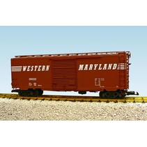 40 ft. Boxcar Western Maryland