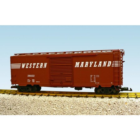 USA TRAINS 40 ft. Boxcar Western Maryland