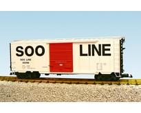 40 ft. Boxcar Soo Line