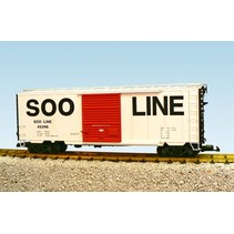 40 ft. Boxcar Soo Line