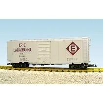 40 ft. Boxcar Erie Lackawanna