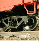 USA TRAINS 40 ft. Boxcar Reading