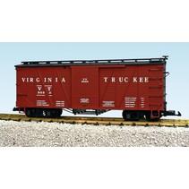 Outside Braced Boxcar Virginia & Truckee