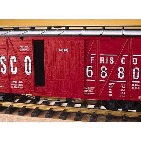 USA TRAINS Outside Braced Boxcar Frisco #6881