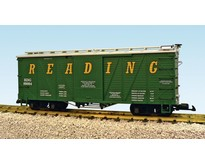 Outside Braced Boxcar Reading #89864